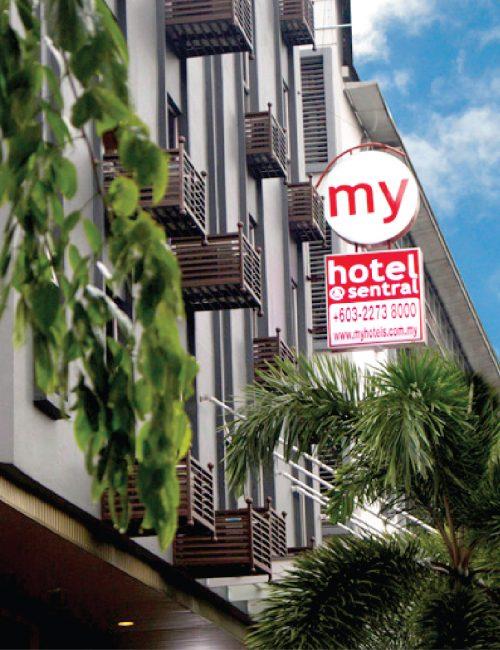 MyHotels - Buget Hotel in KL Sentral