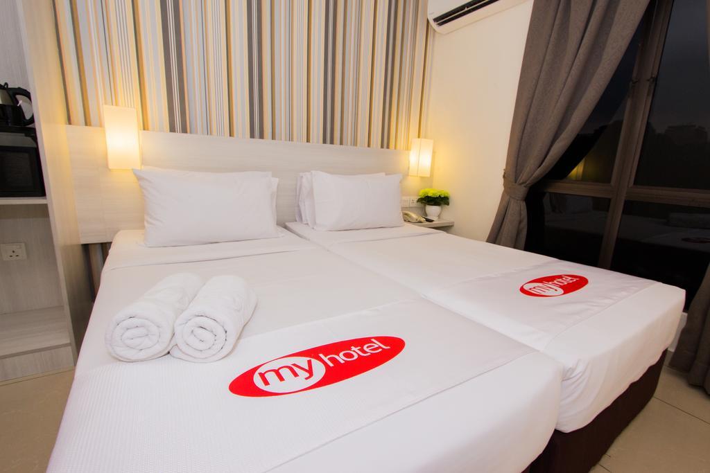 Buget Hotel in KL Sentral - MyHotels