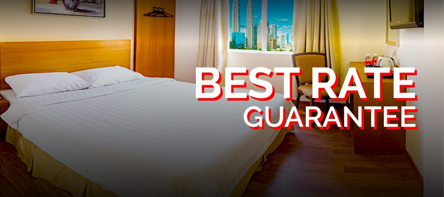 Best Rate Guarantee - MyHotels