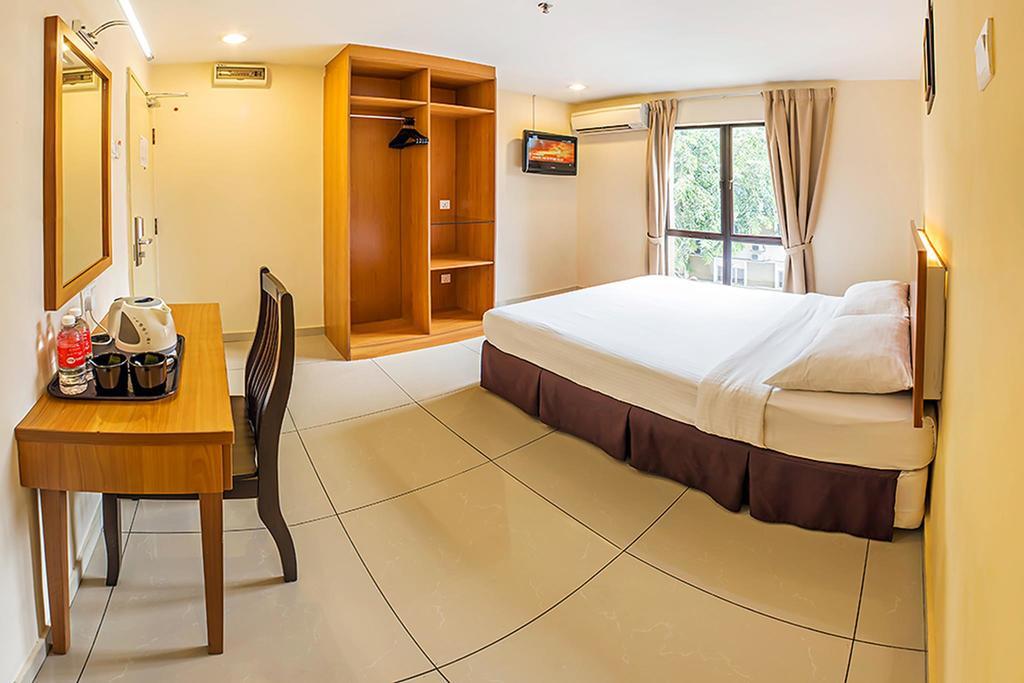 Budget Hotel KL Sentral - MyHotels
