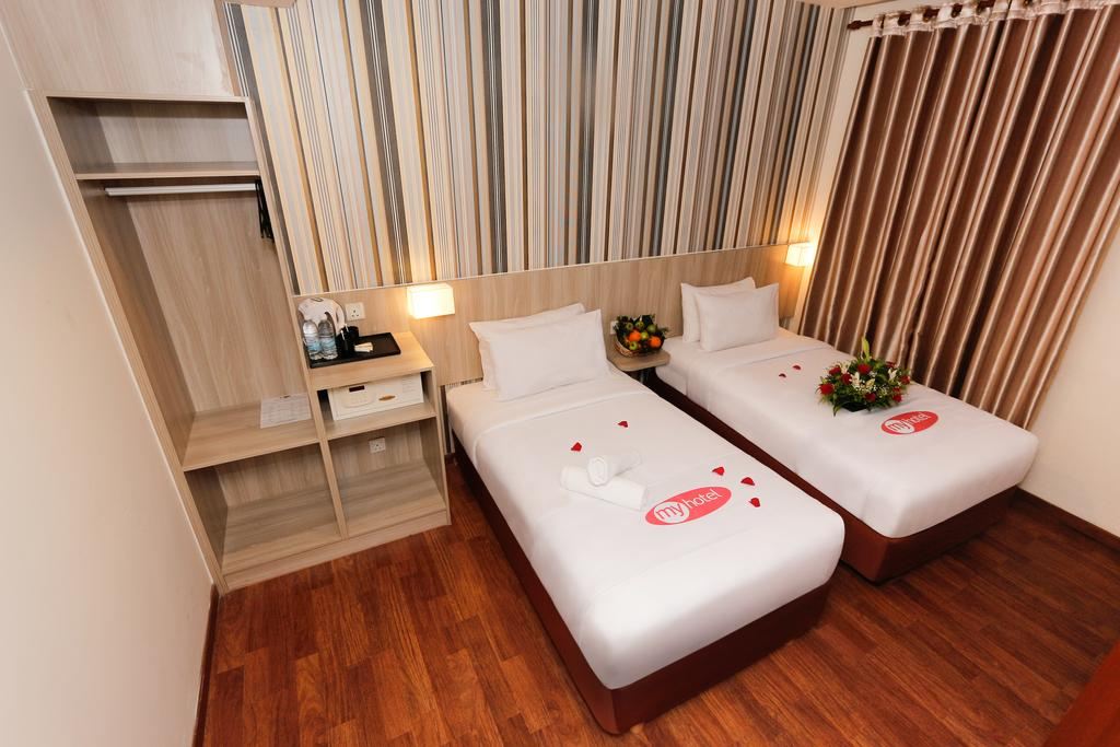 Budget Hotel in KL - MyHotels