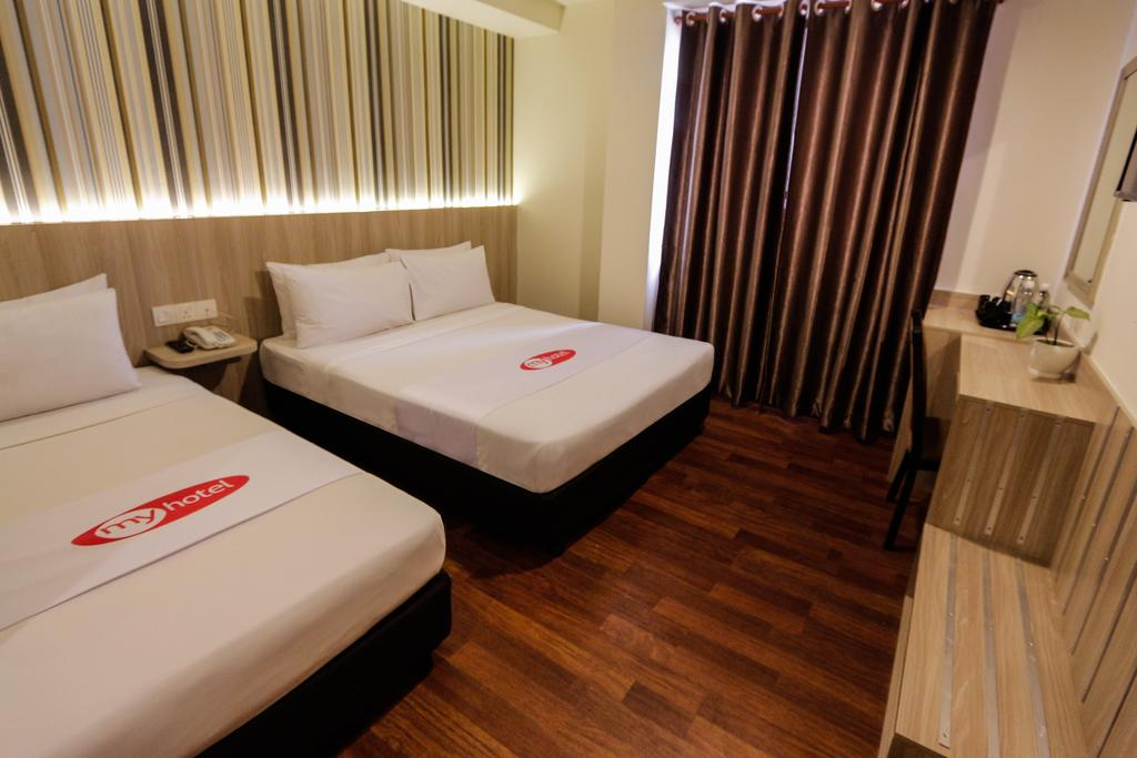 Hotel Murah KL Sentral - MyHotels