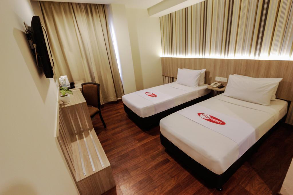 Budget Hotel Kuala Lumpur - MyHotels