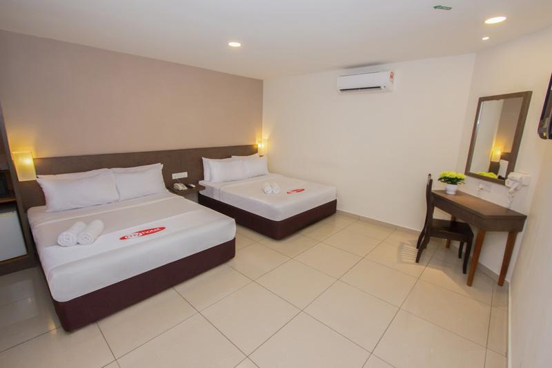 MyHotels - Budget Hotel KL Sentral