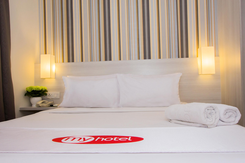 MyHotels - Hotel Murah KL Sentral